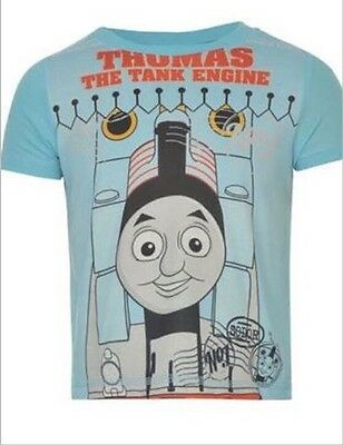 Licensed Thomas And Friends Tank Engine T-Shirt SIZE 2-3 YEARS. BNWT