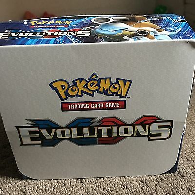 Pokémon Xy Evolutions Booster Box Filled With Doubles