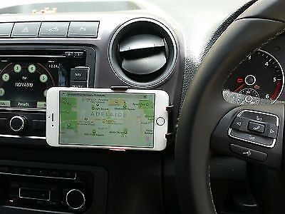 VW Amarok Accessory - Phone Holder BLACK