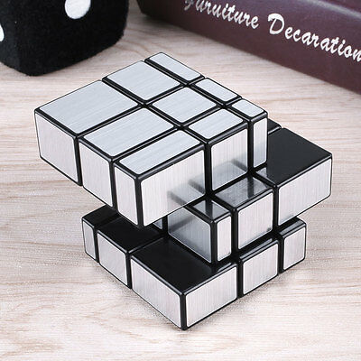 Professional Cubes 2017 New Puzzle Toy Alien for Chirdren Gift Mirror Magic Cube