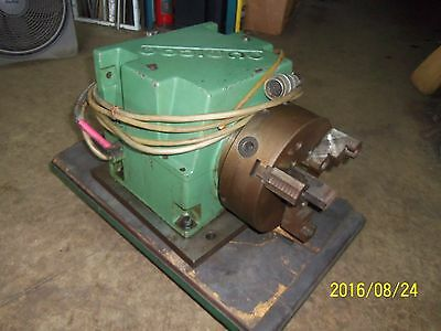 4th Axis Rotary Indexer   Numicon   Monarch  LeBlond  Okuma  Vertical  Mill