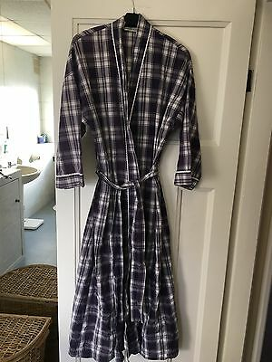 Marks And Spencer Dressing Gown 12-14