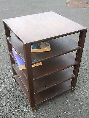 Original 1920s paper filing stand, useful for magazines, ideal Industrial chic