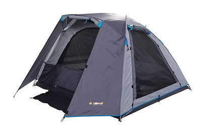Oztrail Active 3 Person Dome Tent Camping Hiking 3P