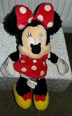 Authentic Original Disney Parks Minnie Mouse Plush
