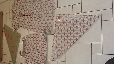 lot fille robe bensimon 12/14 ans