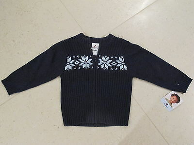 french label absorba boys size 24 months knit rrp $100