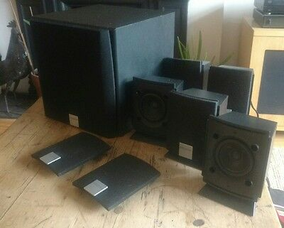 Creative Technology Inspire 5300 5.1 Computer Speakers
