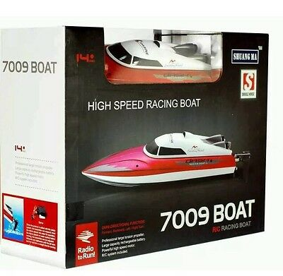 Double Horse 7009 RC Remote Radio Control R/C Dash Racing Speed Boat . BRAND NEW