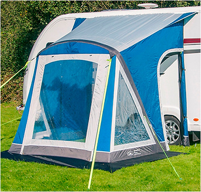 Sunncamp Dash AIR 220 inflatable caravan porch awning - 2017 SF7893