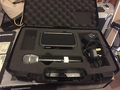 Shure Sm86 Wireless Microphone
