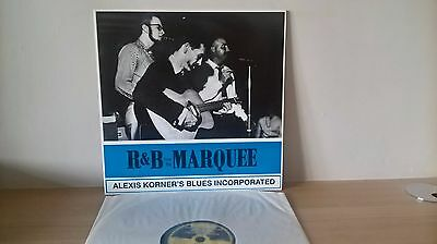 Alexis Korner - R&b From The Marquee (Acl 1130) Ltd Edition [1000] Reissue Lp Ex