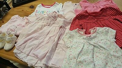 baby girls clothes bundle aged 0-3 months