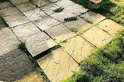 25 Sandstone Patio Slabs Garden Patio Brighton Summer Winter Spring
