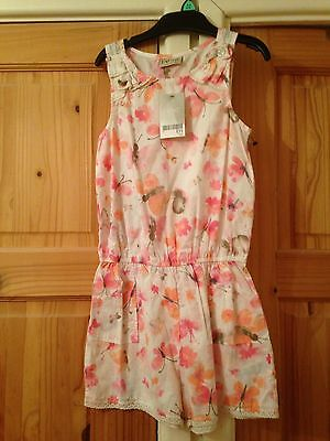 Bnwt!!! Gorgeous Next Girls Playsuit 4yrs, Bargain!!!