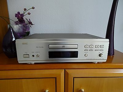 DENON HighEnd  CD PLayer  DCD-1550 AR  in. Champ./ Gold  TOPZUSTAND