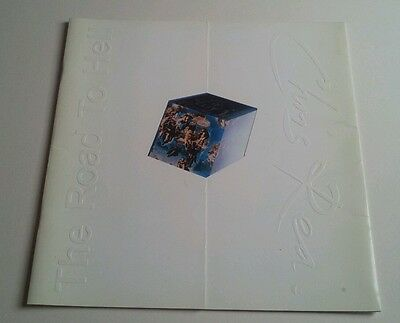 Chris Rea - Road To Hell 1989 tour programme