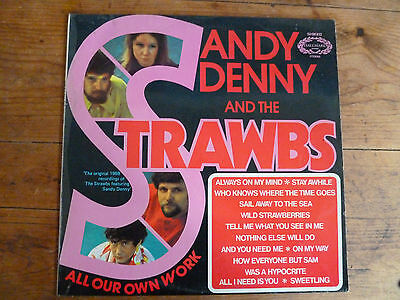 Sandy Denny and the Strawbs - All Our Own Work