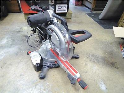 """SIP 01504 12"""" Compound Sliding Mitre Saw with Laser (WORKING 1654)"""