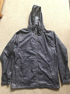 Peter Storm 'Jack In A Pack' Waterproof Packable Jacket Size Small