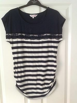 Redherring Maternity Top Size 10