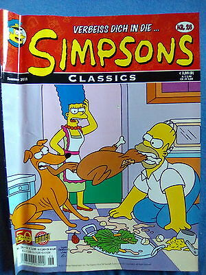 Simpsons Classics Nr.26 - Sommer 2011