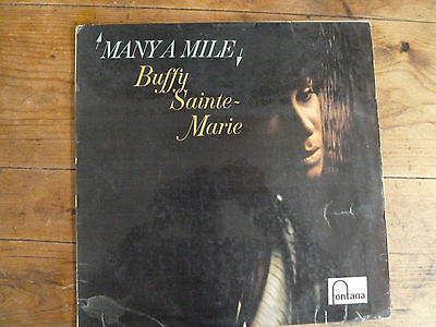 Buffy St Marie - Many A Mile