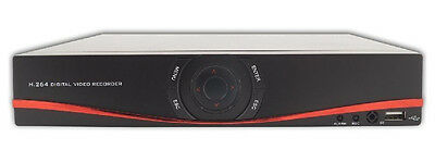 Dvr 4 Canali Ahd H264 Hdmi Cloud Smart Each Ibrido Videoregistratore Tvcc