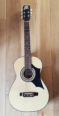 Kay 260 Acoustic Guitar with it's Case (j1)