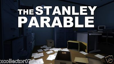 The Stanley Parable Digital Download Steam Key Windows Mac Linux