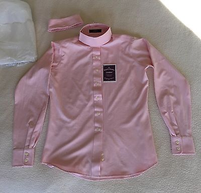 ESSEX CLASSICS Performance Collection SHIRT Youth 14 Pink COOLMAX FreeShip NWT