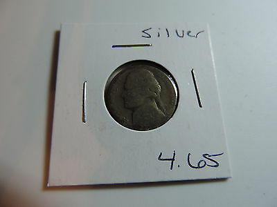 1943 US American Nickel coin A533