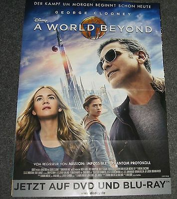 A World beyond (George Clooney) - A1 Filmposter