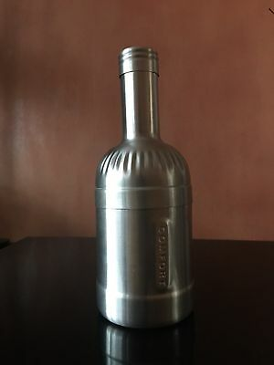 Stainless Steel Vintage Southern Comfort Cocktail Shaker.