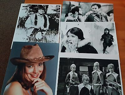Dr Who Job Lot of 10 Assorted Photographs (All 10 x 8) ONLY £10 Lot 8