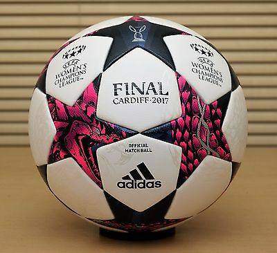 adidas Womens Champions League Cardiff Finale 2017 Official Matchball