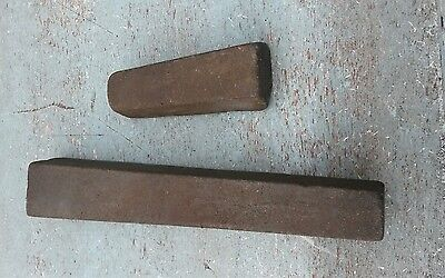 selection of 3 sharpening stones