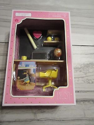 """New! Lori by Our Generation Home Workspace Set for 6"""" Dolls MINI American Girl"""