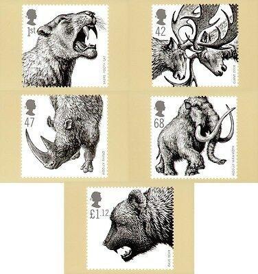 2006 PHQ CARDS No.285  Ice Age Animals  SET 5 Mint