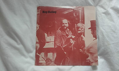 Roy Bailey Self-Titled Folk Album Trailer Ler 3021