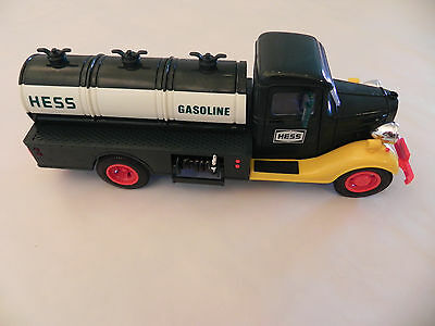 1980 The First Hess Truck Gasoline Tanker - Includes Box and Inserts