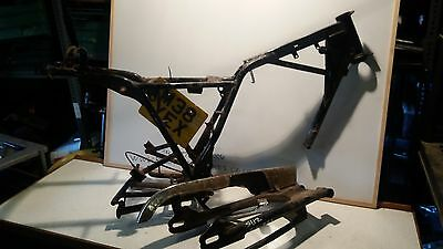 Suzuki Gn 250 Uk Frame Full V5 & Clear Hpi First Reg 1/9/1994