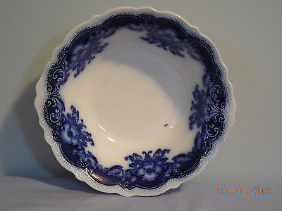 Oregon Flow Blue Serving Dish By Johnson Brothers