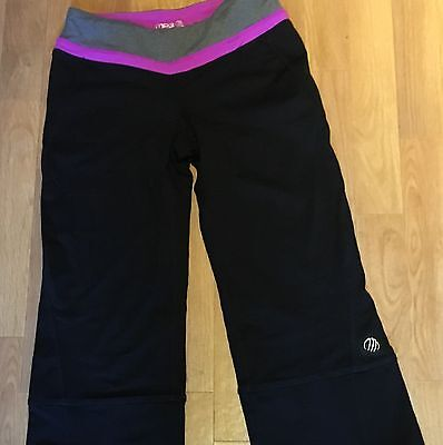 UK SIZE 8 Ladies Fitness Trousers 3/4 Length