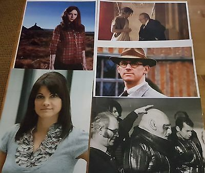 Dr Who Job Lot of 10 Assorted Photographs (All 10 x 8) ONLY £10 Lot 16