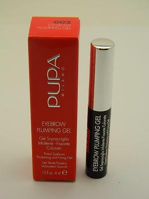 PUPA Eyebrow Plumping Thickening & Fixing Gel 002 Brown - 7ml