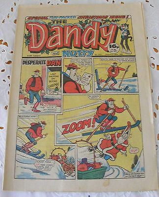 The Ultimate Cosmic.dandy. Soft Cover Book.1985