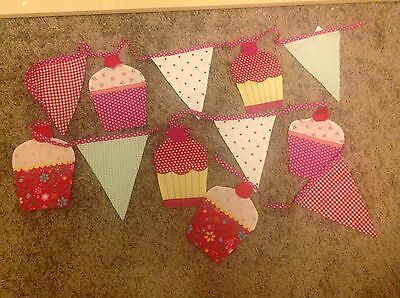 Lovely NEXT Cupcake Bunting