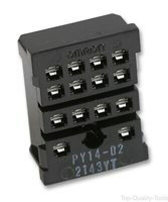 SOCKET, CHASSIS, MY4, RELAY, Part # PY14
