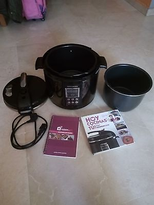FussionCook, olla programable electrónica